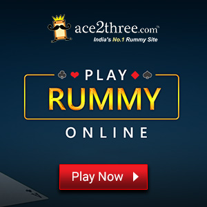 Play Rummy online at Ace2Three