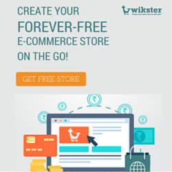 Create your FOREVER-FREE e-commerce store on the GO with Twikster