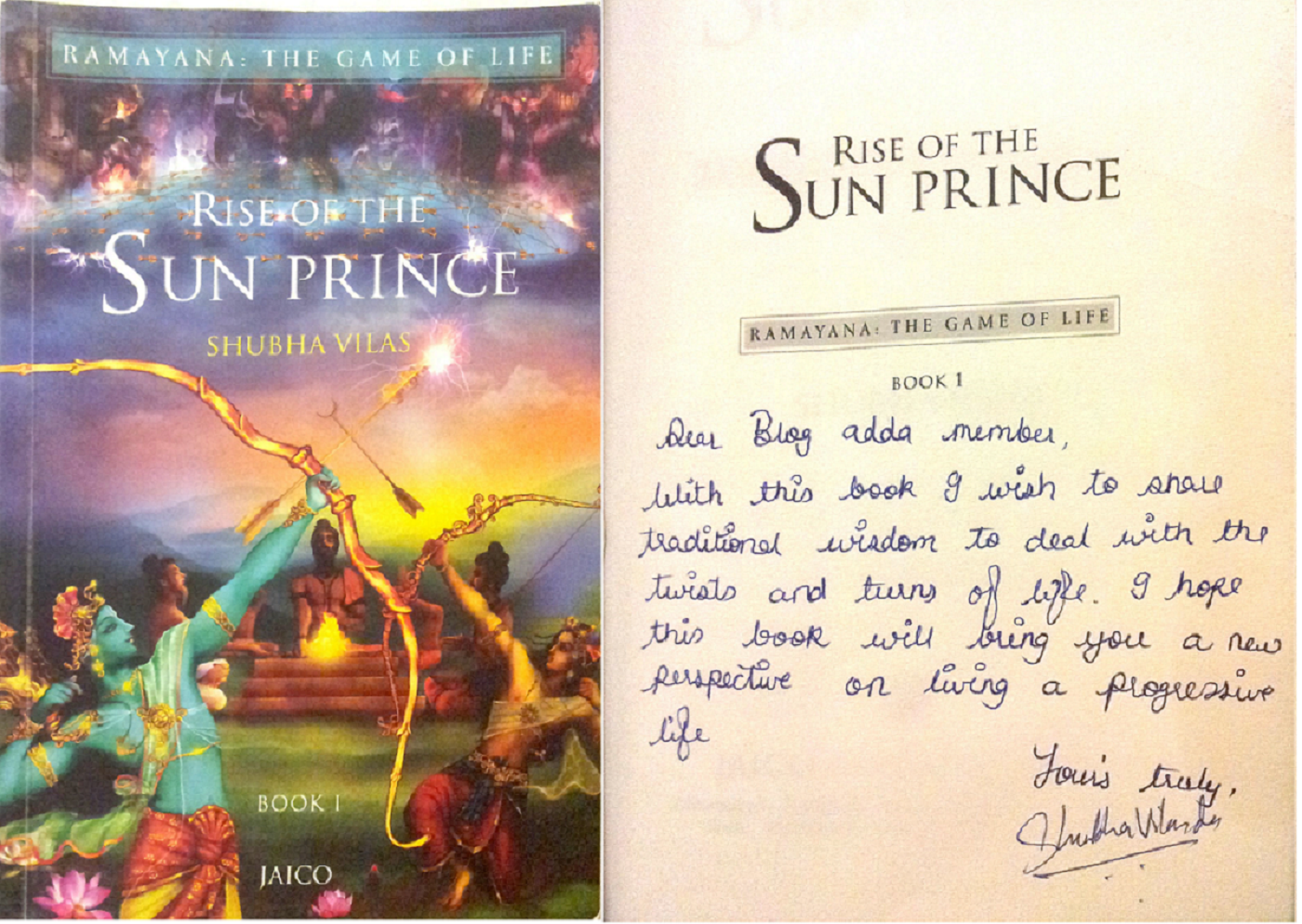 Ramayana : The Game of Life: Rise of the Sun Prince