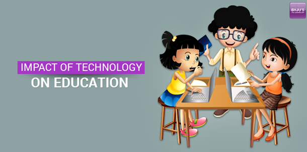 the impact of technology on education essay Free essay: in a society such as ours, that puts such a strong emphasis on computers and technology, our children have to learn the skills of working with.