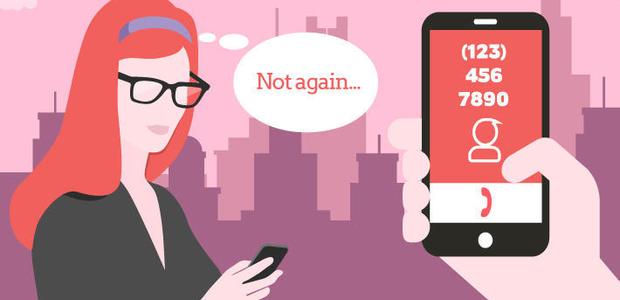 Block unwanted phone calls , mobile phone blocker Pakenham